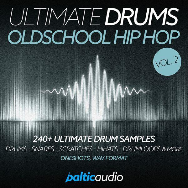 Ultimate Drums Vol 2: Oldschool Hip Hop