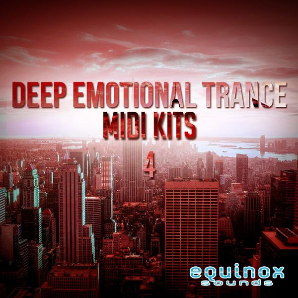 Deep Emotional Trance MIDI Kits 4