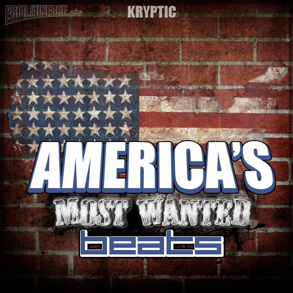 America's Most Wanted Beats Vol 1