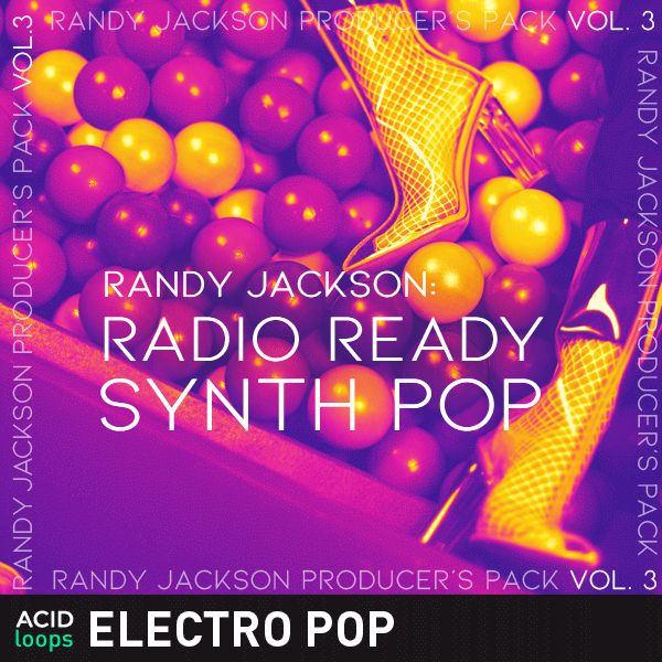 Randy Jackson Producer's Pack 3 - Radio Ready Synth Pop