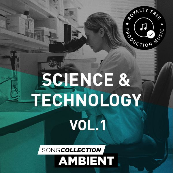 Science And Technology Vol. 2 - Royalty Free Production Music