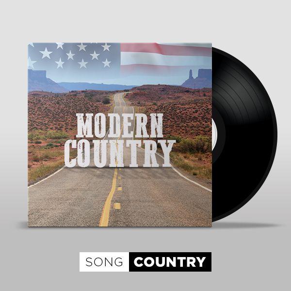 Modern Country - instrumental