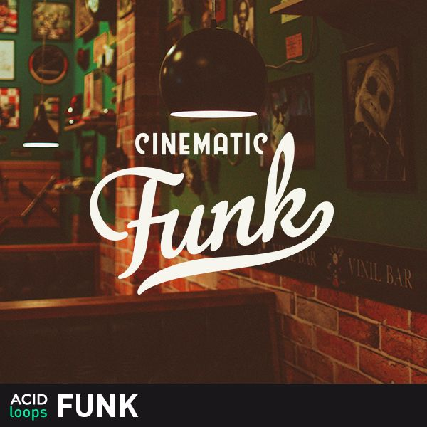 Cinematic Funk - producerplanet com