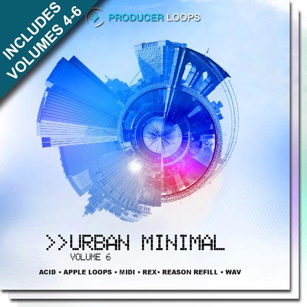 Urban Minimal Bundle (Vols 4-6)