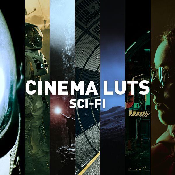 Cinema LUTs Sci-Fi