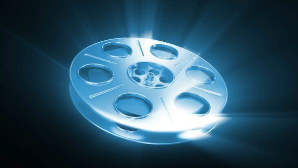 Spinning Film Reel 4