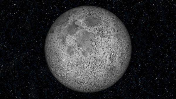 Moon Rotation