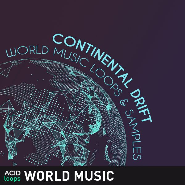 Continental Drift - World Music Loops & Samples