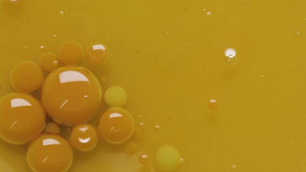 Yellow liquid