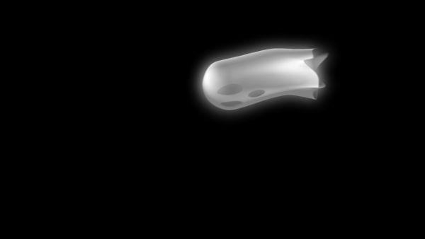 Fliegender Geist 01