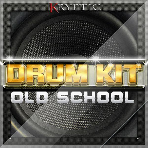 Drum Kit Old School