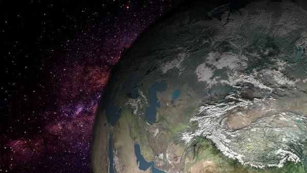 Earth Intro 2