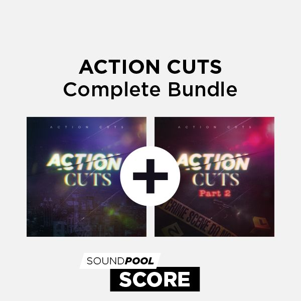 Score - Action Cuts - Complete Bundle