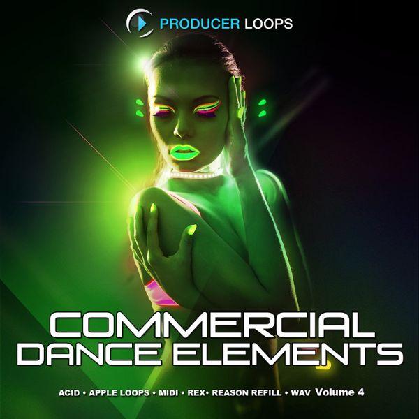 Commercial Dance Elements Vol 4