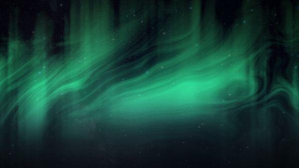 Nördliches Polarlicht