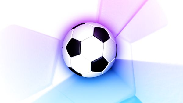 Soccer ball loop