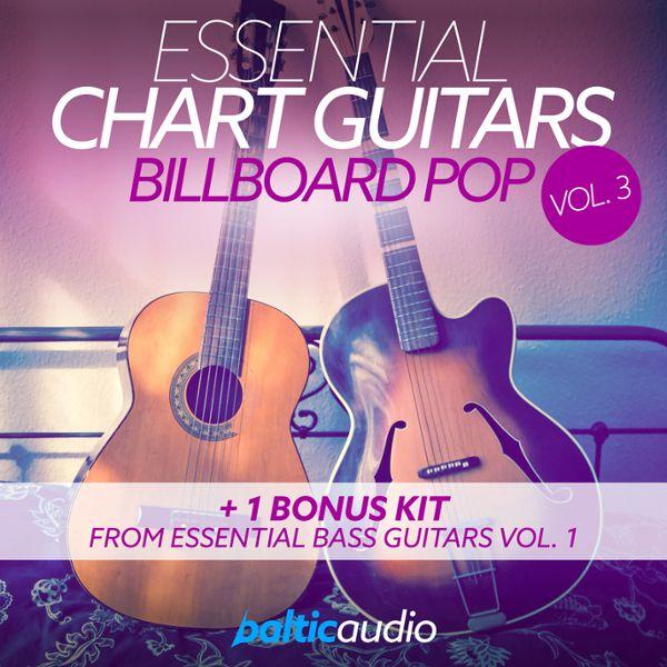 Essential Chart Guitars Vol 3: Billboard Pop