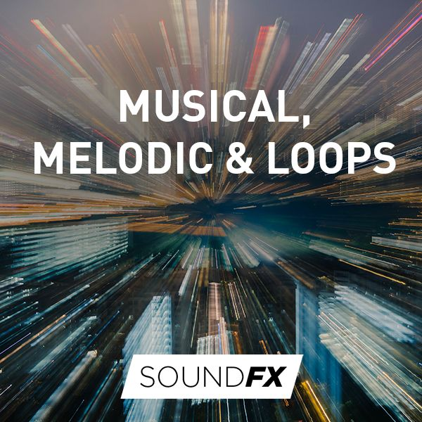 Musical, Melodic & Loops
