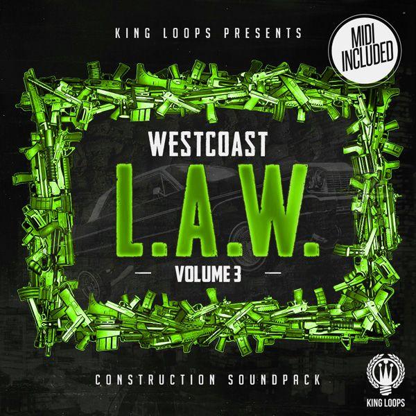West Coast L.A.W. Vol 3
