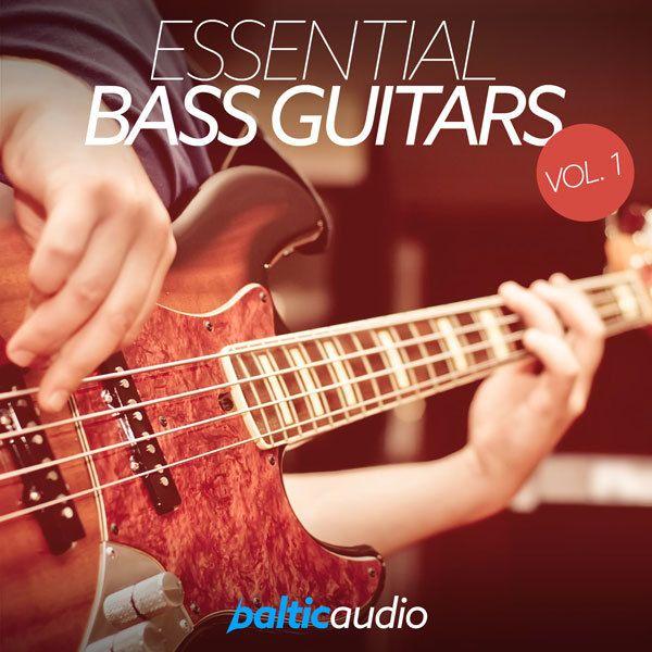 Essential Bass Guitars Vol 1