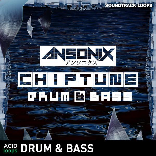 Ansonix Chiptune Drum & Bass