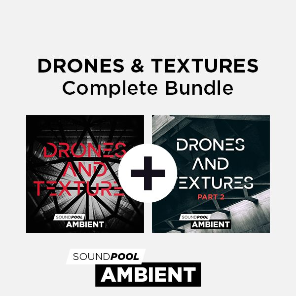 Drones and Textures - Complete Bundle