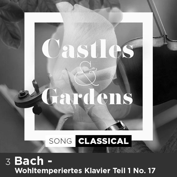 Bach - Wohltemperiertes Klavier 1 No 17 Teil 1