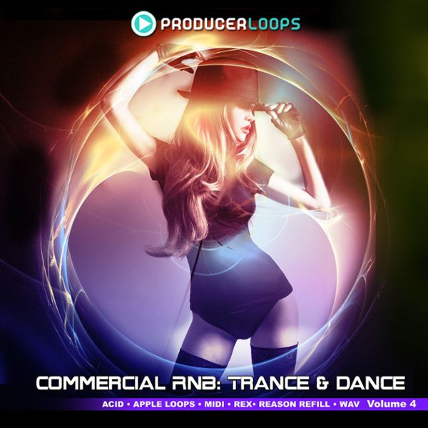Commercial RnB: Trance & Dance Vol 4