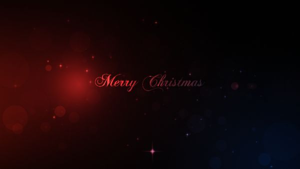 Xmas Funken intro - Merry Christmas