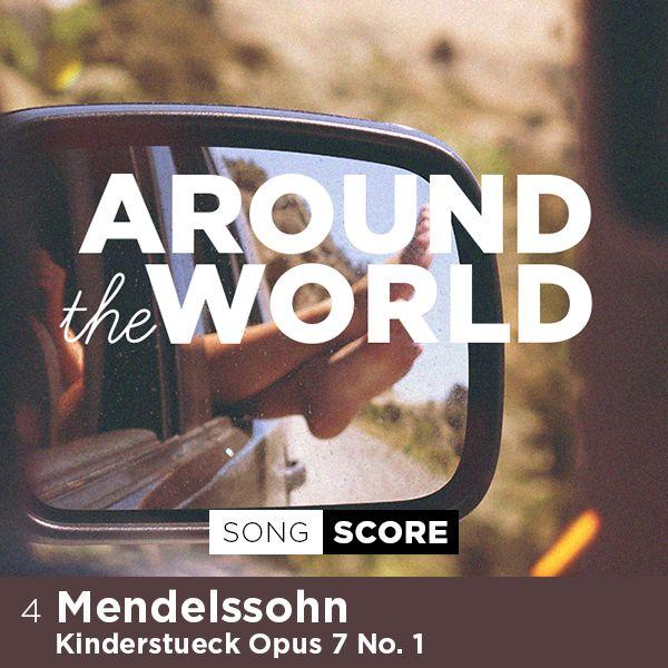 Mendelssohn - Kinderstueck Opus 7No. 1