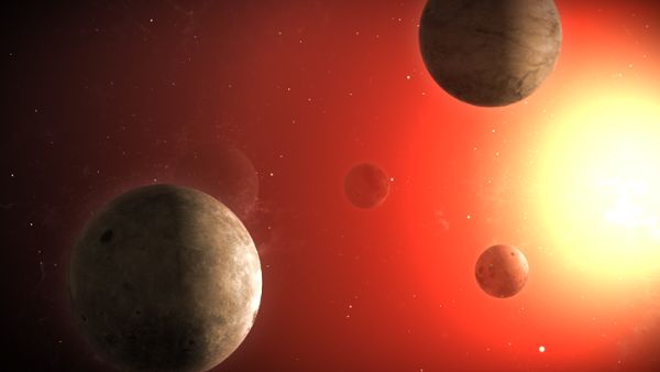 Planetary Bodies