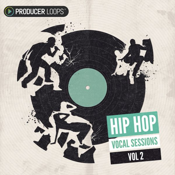 Hip Hop Vocal Sessions Vol 2