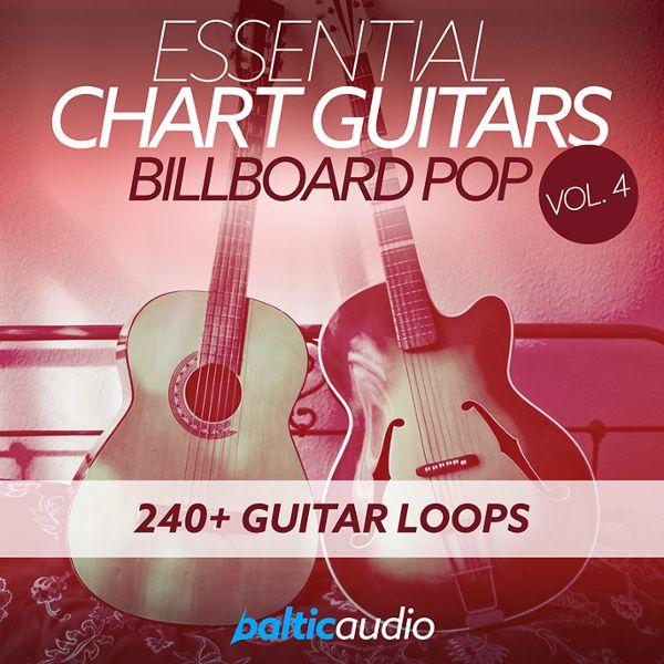 Essential Chart Guitars Vol 4: Billboard Pop