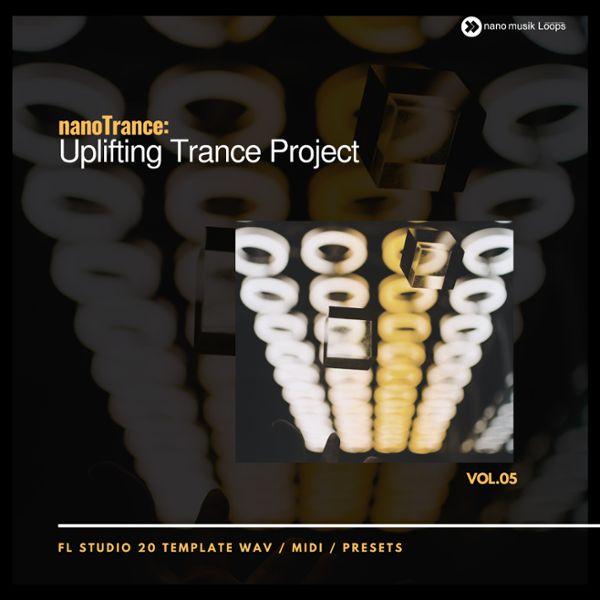 nanoTRANCE: Uplifting Trance Project Vol 5