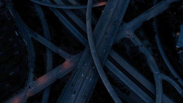 L.A. Night Crossroads