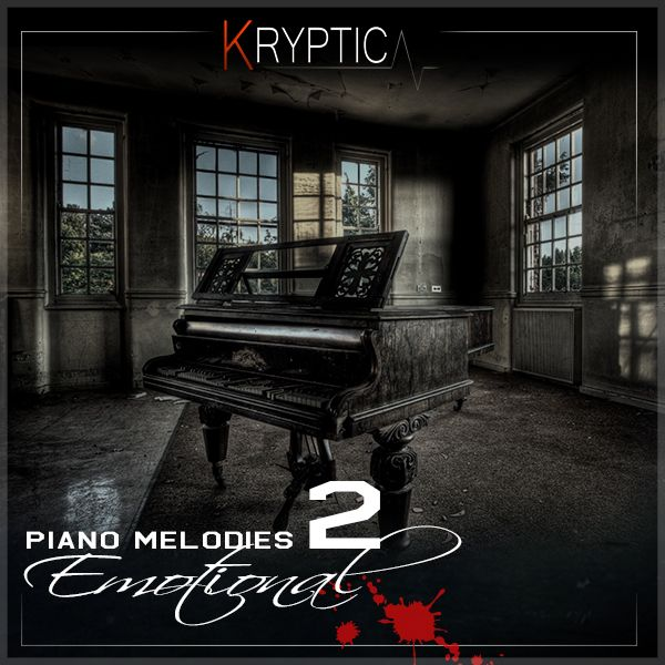Kryptic Piano Melodies: Emotional 2