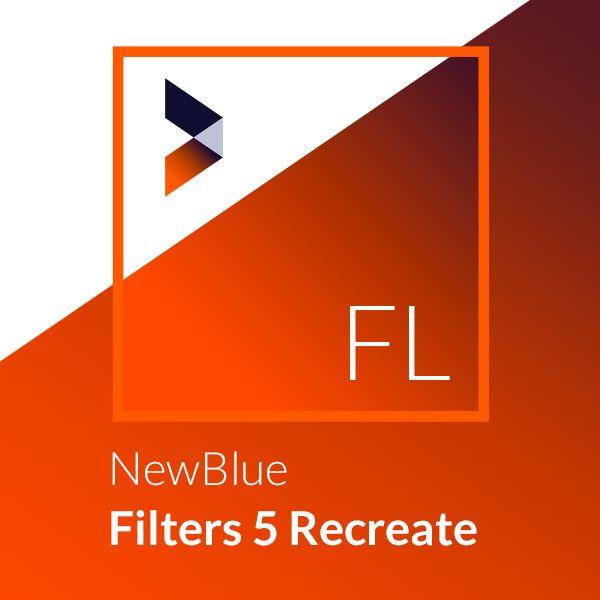 NewBlue Filters 5 Recreate