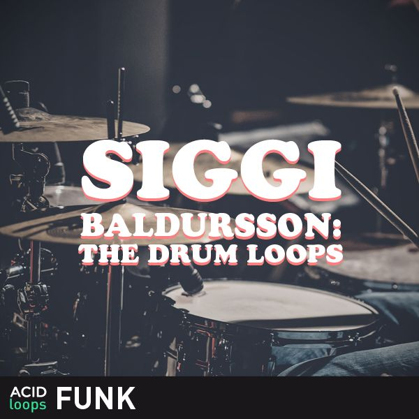 The Best Of Siggi Baldursson - The Drum Loops