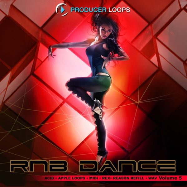 RnB Dance Vol 5