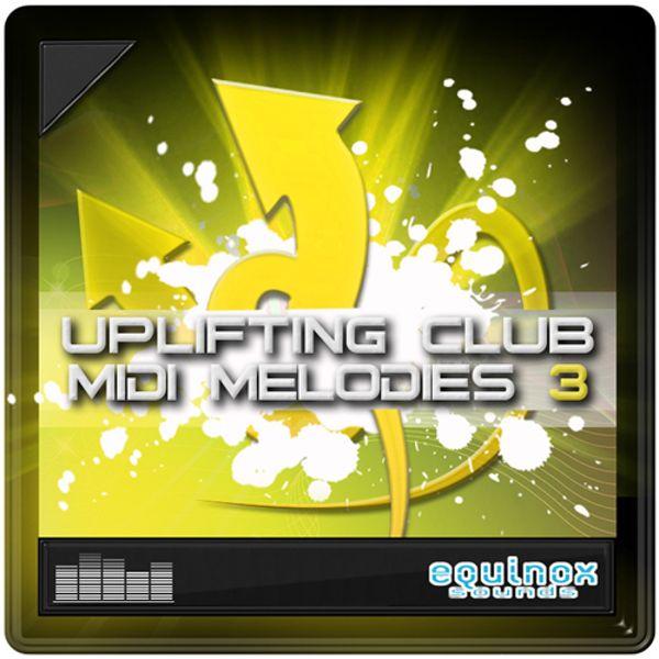 Uplifting Club MIDI Melodies 3