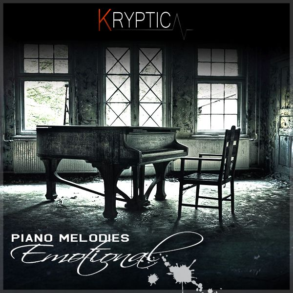 Kryptic Piano Melodies: Emotional