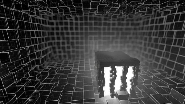 Cubes Room