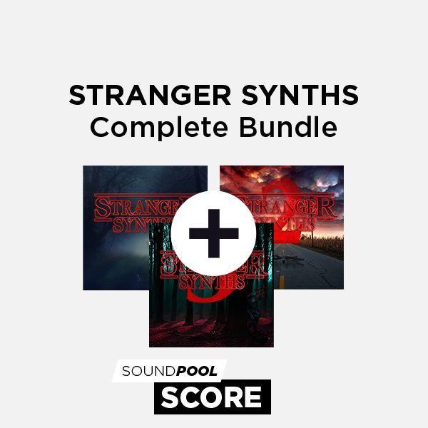 Stranger Synths - Complete Bundle