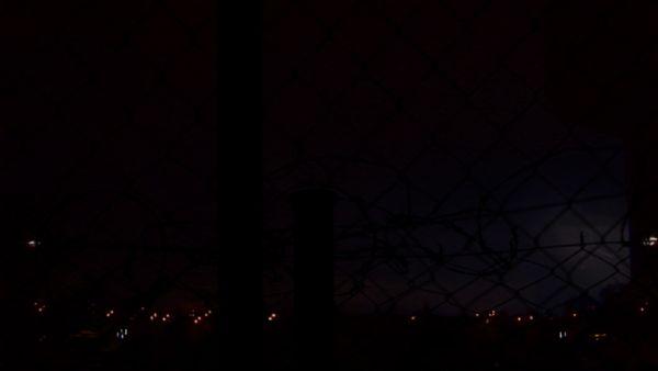 Fenced Lightning