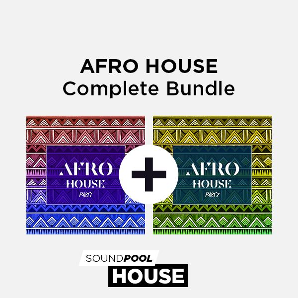 Afro House - Complete Bundle
