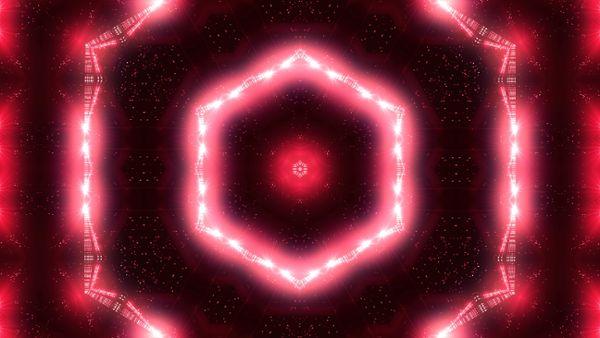 Red Kaleida