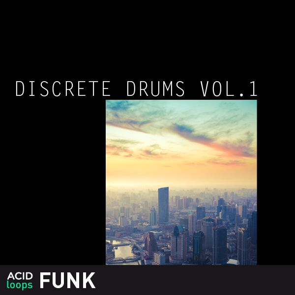 Discrete Drums Vol. 1
