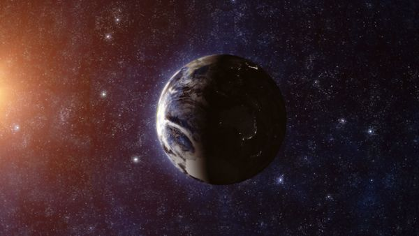 Planet Earth - Sunrise 03