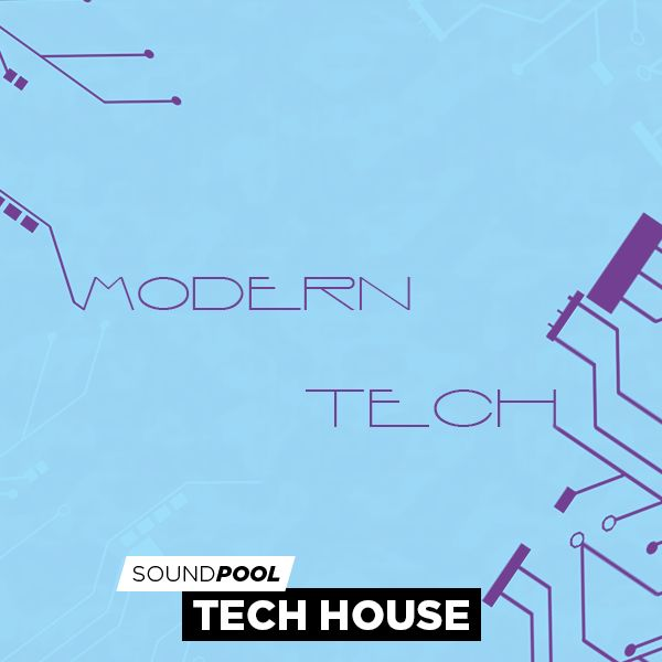 Tech House - Modern Tech - Part 1