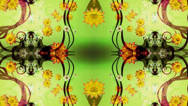 Kaleidoflower